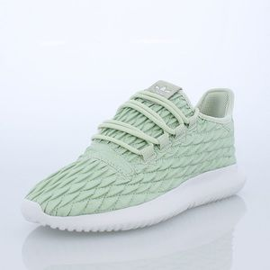 le adidas nuovi tubi ombra le scarpe da ginnastica verde menta poshmark